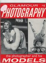 vintage Glamour Photography #4 Fall 1956 magazine  - $40.20