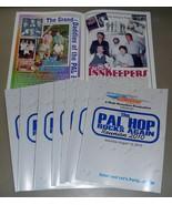 PAL HOP ROCKS AGAIN REUNION 2010 CONCERT MAGAZINE / PROGRAM Free Shipping! - $15.75