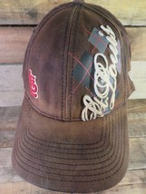 St Louis Cardinals Brown Red New Era Fitted Size M/L Adult Hat Cap - $14.25