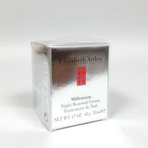 Elizabeth Arden Millenium Night Renewal Face Cream 1.7 oz - 50 ml - $22.72