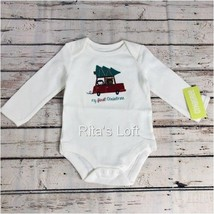 NWT! GYMBOREE My First Christmas Bodysuit Holiday Tree - $14.99