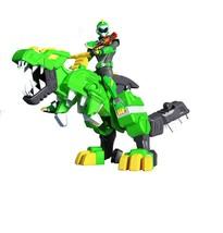 Miniforce Trans Head T-Rex Super Dinosaur Power Action FIgure Toy image 2