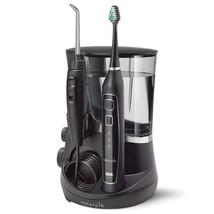 Waterpik Complete Care 5.0 Waterflosser and Sonic Toothbrush in Black Fr... - $143.65