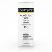 Neutrogena Age Shld Ss SPF-110 3 Oz Pack Of 5 - $61.48