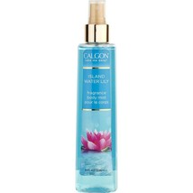 Calgon By Coty Island Water Lily Body Mist 8 Oz - $23.33
