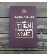 And Then There Were None  Agatha Christie ImPress Mystery Reader's Diges... - $35.00