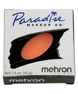 Mehron Paradise Makeup AQ Professional Size Basic Series 1.4 oz Orange - $12.75