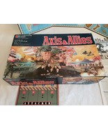 Vtg Axis & Allies Board Game WW II 1942 99% Complete Gamemaster Series 1987 - $60.37