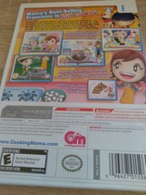 Nintendo Wii Cooking Momma: World Kitchen - Complete image 4