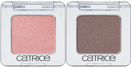Catrice Cosmetics Absolute Eye Colour Mono Eyeshadow Long Lasting 2 Shades - $7.59