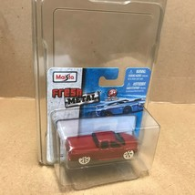 Red 2002 Dodge Ram Pick up Fresh Metal NIB Maisto  Diecast Car BA - $9.41