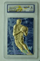 1996-97 Fleer E-X 2000 Kobe Bryant Rookie Rc Wcg 10 Ltd. Edition Of 5000 Rare - $37.13
