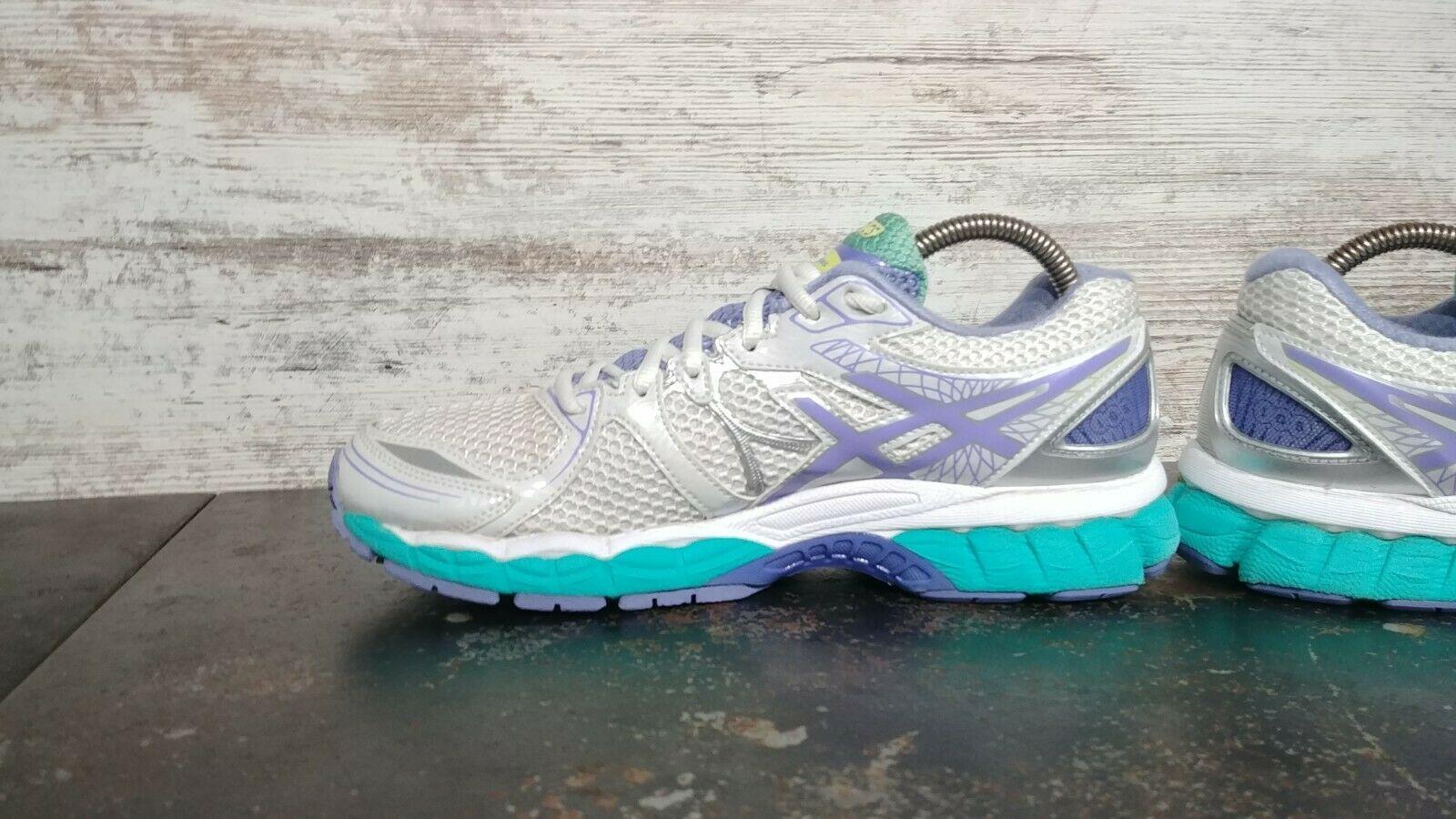 Womens Asics Gel Nimbus 16 Running Shoes SZ 8.5 40 B Used Sneakers Trainers image 7