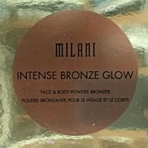 Milani Intense Bronze Glow Face & Body Powder Bronzer 01 Sunkissed Bronze - $11.87