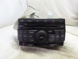 11 12 2011 2012 Hyundai Genesis Radio Cd Player 96180-2M115VM5 MF372 - $31.19