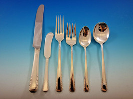 Courtship by International Sterling Silver Flatware Set for 12 Service 77 pieces - $3,510.25