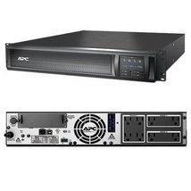 Apc SMX1500RM2U SMX1500RM2U Smart-UPS X 1500VA Rack/Tower Lcd 120V - $1,199.88