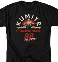 Bloodsport T-shirt Retro movie 1988 Kumite Championship graphic tee MGM293 image 3