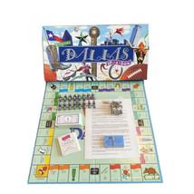 Dallas In A Box Board Game Authentic Landmark Edition 100% Complete - $24.70
