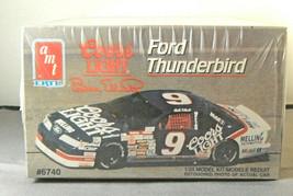 1991 AMT ERTL Coors Light Ford Thunderbird Bill Elliott 1:25 Model Kit N... - $9.14