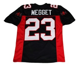 Megget #23 Mean Machine New Men Football Jersey Black Any Size image 5