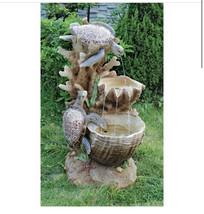Turtle Cove Cascading Garden Fountain (gf) - $990.00