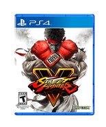 Street Fighter V - PlayStation 4 Standard Edition [video game] - $34.30