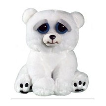 "Stuffed Animals  ""Karl the Snarl"" Feisty Pets - 8.5"" Plush Stuffed Polar... - $38.48"