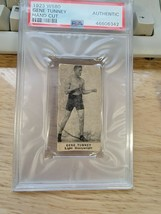 1923 W580 Boxing GENE TUNNEY HAND CUT  PSA AUTHENTIC - $48.51