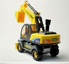 Daesung Toys Melody Dozer Shovel Bulldozer Forklift Car Vehicle Construction Toy image 6
