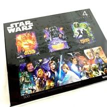 Star Wars Original Trilogy Jigsaw Puzzle 4 Pack 300 500 pcs Disney Buffa... - $46.44