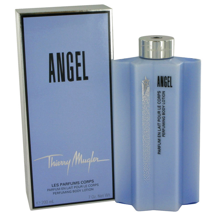 Angel perfume body lotion