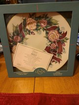 Lenox Sentiments Of Roses collector plate - $25.00