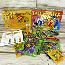Castle Keep GameWright Game of Medieval Strategy & Siege 2-4 Players Com... - $21.34