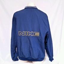 VTG Nike Pullover Windbreaker Jacket 90's Spell Out Jordan Track Mens XX... - $37.99