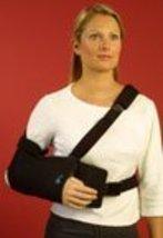 Med Spec Vector Abducted Shoulder Sling, Large Left - $86.99