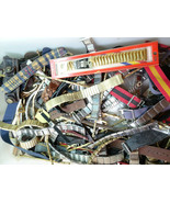 BANDS LOT of vintage 1960s-1970's mostly men and women metal flex watch ... - $382.17