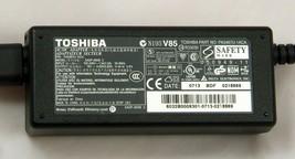 Genuine Toshiba Laptop AC/DC Adapter Power Supply PA3467U-1ACA SADP-65KB C Cord - $8.95