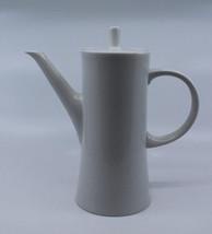 """Melitta Germany Porcelain White Coffee Pot 24.0 cm 9 1/2"""" Tall  21-100 V... - $61.46"""