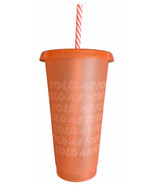 Starbucks COLD AS ICED Single Cold Cup New 24 Oz 2019 Holiday Edition - $9.90