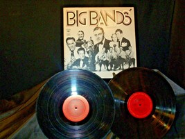 Columbia Big Bands Greatest Hits Various Artist Record AA-192009 Collectible
