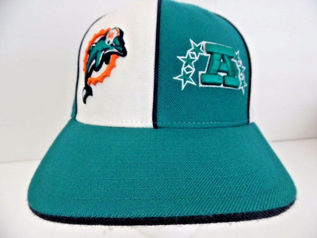 217ebfb7 Ball Cap: Miami Dolphins NFL Reebok Hat ~ and 50 similar items
