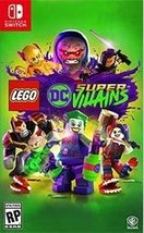 LEGO DC Supervillains (Nintendo Switch) - $42.00
