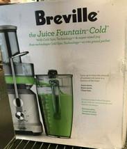 Breville BJE430SIL Juicer - 100W - $149.97