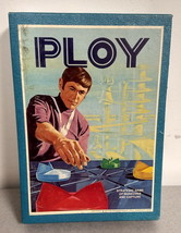 Vintage 1970s 3M BOOKSHELF GAME PLOY SPACE AGE STRATEGY 100% COMPLETE VG+! - $22.30