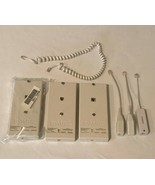 Radio Shack and Ewire 2 Wire DSL Filters and Mounting Plates Phone Cord ... - $19.99