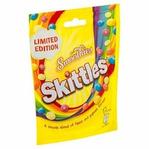 Skittles SMOOTHIES limited edition candies from Europe 152g FREE SHIPPING - $8.76