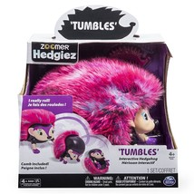 Spin Master Zoomer Hedgiez,Whirl,Interactive Hedgehog with Lights,Sounds&Sensors - $32.55