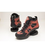Z-Coil 5 Reddish Brown and Black Hiking Boots Women's - $126.00