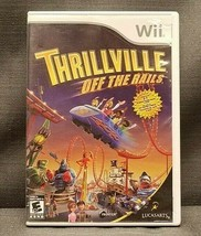 Thrillville: Off the Rails (Nintendo Wii, 2007) Video Game - $12.01